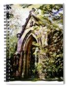 Final Abode  Spiral Notebook