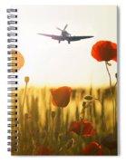 Final Approach Spiral Notebook