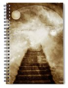 Final Destination Spiral Notebook