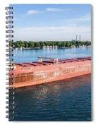 Final Journey Spiral Notebook