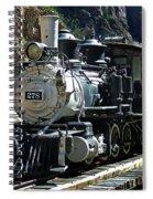 Final Resting Place Spiral Notebook