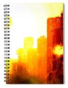 Final Strike Spiral Notebook