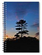 Finale Spiral Notebook