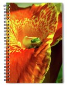 Find Your Happy Place Spiral Notebook