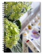 Finding A Simple Joy Spiral Notebook