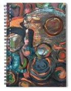Finding Balance Spiral Notebook