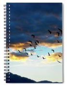 Finding Formation Spiral Notebook