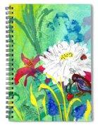 Finding Hope Spiral Notebook