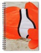 Finding Nemo Spiral Notebook