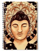 Finding Peace 4 Spiral Notebook