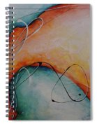 Finding You  Spiral Notebook