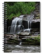 Fine Falls Spiral Notebook