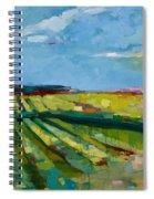 Fine Fields Spiral Notebook