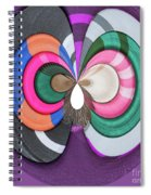 Finest Silk Spiral Notebook