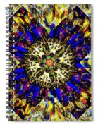 Finish Each Day Spiral Notebook
