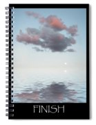 Finish Spiral Notebook