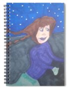 Finish Line Spiral Notebook