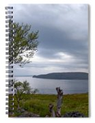 Finnmark Panorama Spiral Notebook