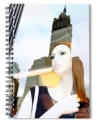 Fiona On 58th St Spiral Notebook