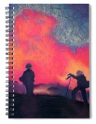 Fire Crew Spiral Notebook