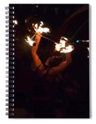 Fire Daredevil Spiral Notebook