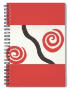 Fire In My Soul Spiral Notebook