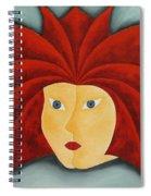 Fire Inside Me  Spiral Notebook
