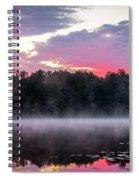 Fire Island Spiral Notebook
