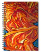 Fire, No Ice Spiral Notebook