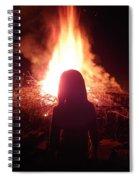 Fire Starter Spiral Notebook