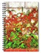 Fire Thorn - Pyracantha Spiral Notebook