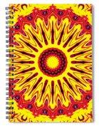 Fireball  Spiral Notebook