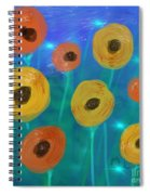 Fireflies In The Garden Spiral Notebook