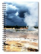 Firehole Lake 2 Spiral Notebook