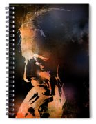 Firelight Spiral Notebook