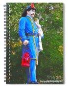 Firemen's Drinking Fountain Spiral Notebook