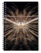 Firemoth Spiral Notebook