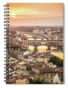 Firenze Spiral Notebook