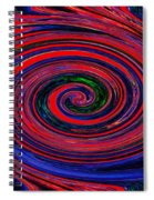 Fires Of Evil Wants Mother Earth Spiral Notebook