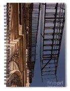 Firescape Spiral Notebook