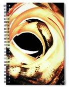Firewater 4 Spiral Notebook