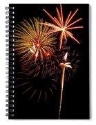Fireworks 1 Spiral Notebook