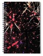 Fireworks 2018 Spiral Notebook