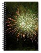 Fireworks 7 Spiral Notebook