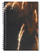 Fireworks A Different Perspective Four Spiral Notebook