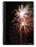 Fireworks6521 Spiral Notebook
