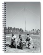 First African American United States Marines 1942 Spiral Notebook