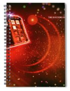 First And Last Love Spiral Notebook