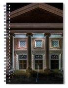 First Baptist Church Spiral Notebook