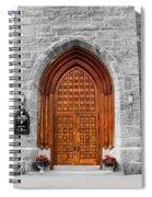 First Congregational Church Spiral Notebook
